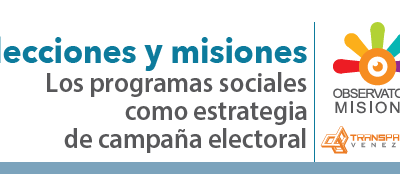 Elecciones y misiones: Los programas sociales como estrategia de campaña