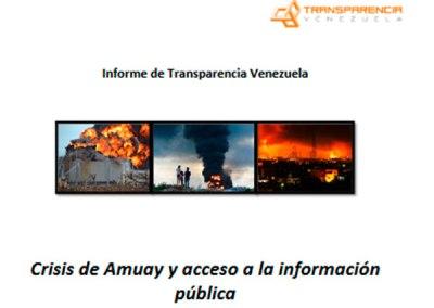 Gobierno no acató advertencias para evitar tragedia de Amuay