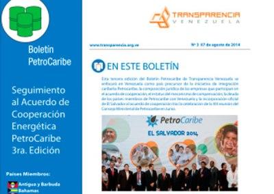 Venezuela con Petrocaribe aporta más de lo que recibe
