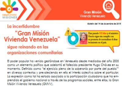 Reina incertidumbre entre organizaciones comunitarias por urbanismos de la GMVV