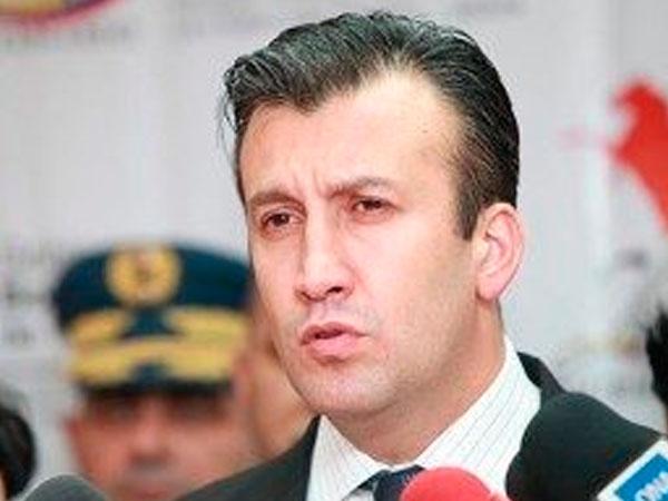 Comisión de Contraloría investigará a El Aissami por desvió de Bs. 418 millones