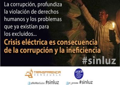 Crisis eléctrica en Venezuela: no es el niño, es la corrupción
