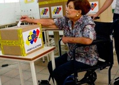 Denuncias sobre voto asistido predominar en  elecciones presidenciales