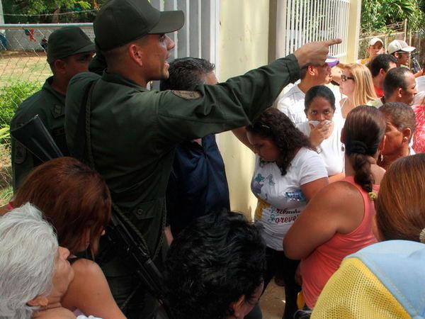 Denuncian operación morrocoy en las regionales 2012