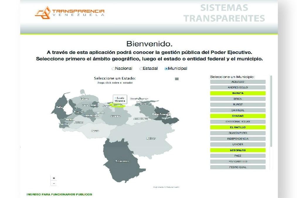 Alcaldías avanzan en la implementación de sistemas de gobierno transparente