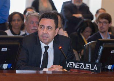 Estados miembros de la OEA coincidieron en el diálogo como mecanismo para lograr la solución de la crisis de Venezuela
