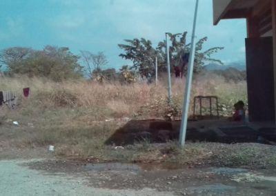 Más de 100 familias refugiadas esperan por viviendas en Carabobo
