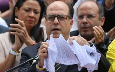 AN rechaza sentencia del TSJ y la califica como un golpe de estado