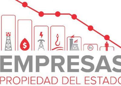 Son más de 520 las empresas propiedad del Estado con cuentas en rojo