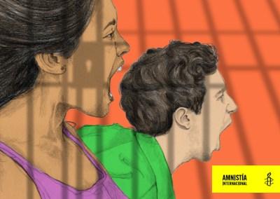 Amnistía Internacional lanza campaña global contra detenciones arbitrarias en Venezuela