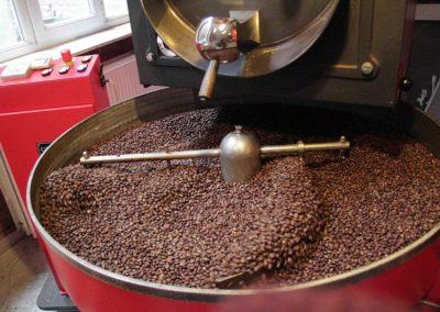 Torrefactoras estatales cubrieron sólo el 29% de la demanda interna de café