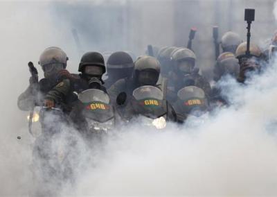 OVCS denuncia escalada de violencia y apertura de juicios a civiles en tribunales militares