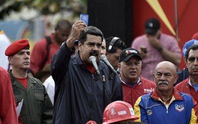 La creación de dos Estados empuja a Venezuela hacia la confrontación total