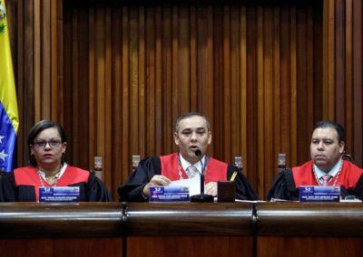 Informe Justicia en Venezuela presentado por la Red Justicia. 161° Periodo ordinario de sesiones de la CIDH, Washington, marzo 2017