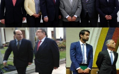 Asamblea Nacional recibe respaldo de la comunidad internacional
