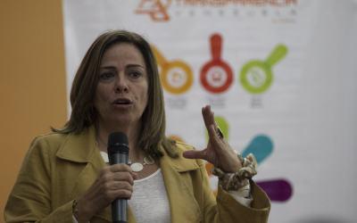 Mercedes De Freitas: La justicia venezolana es cómplice de la corrupción