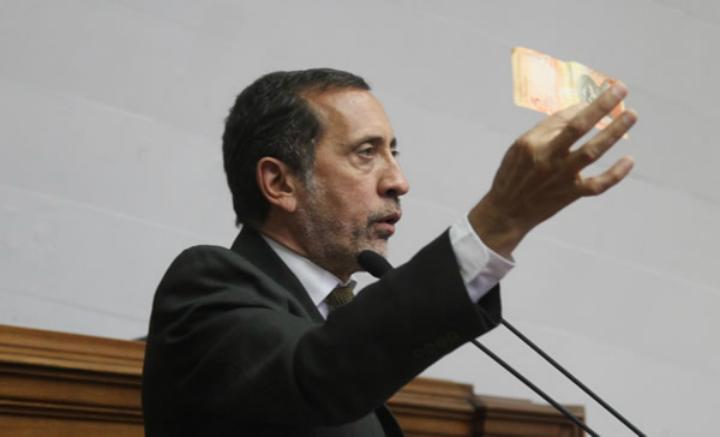 AN alerta hiperinflación en el país y rechazó ley de presupuesto