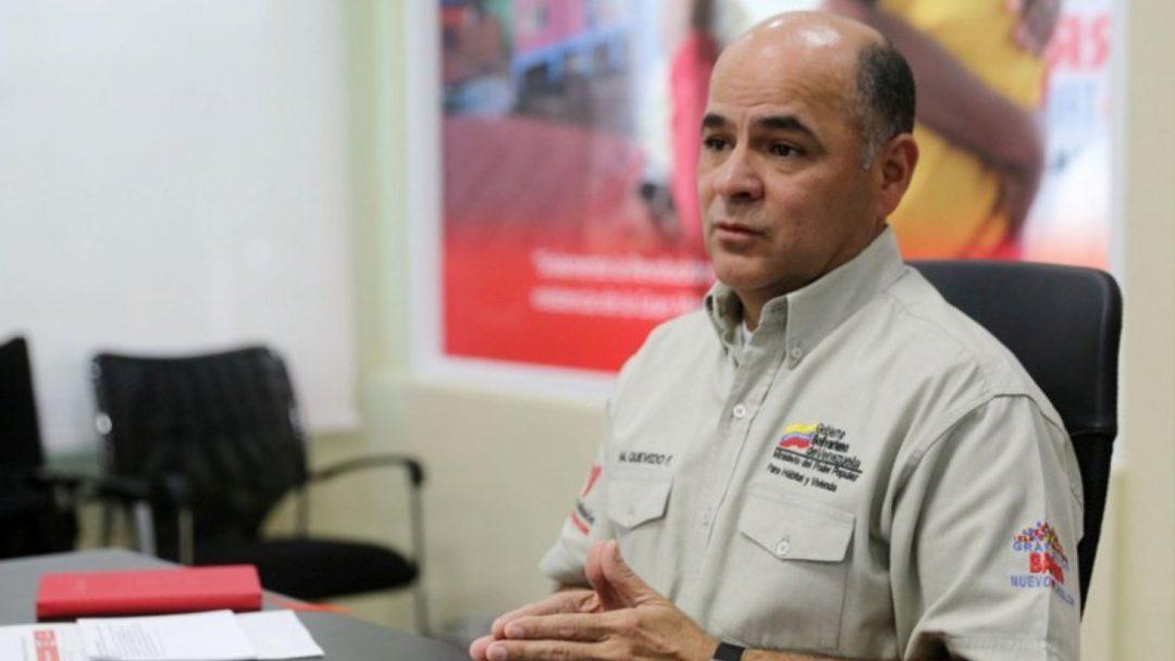 Lo que se sabe del ministro-presidente de PDVSA, mayor general Manuel Quevedo