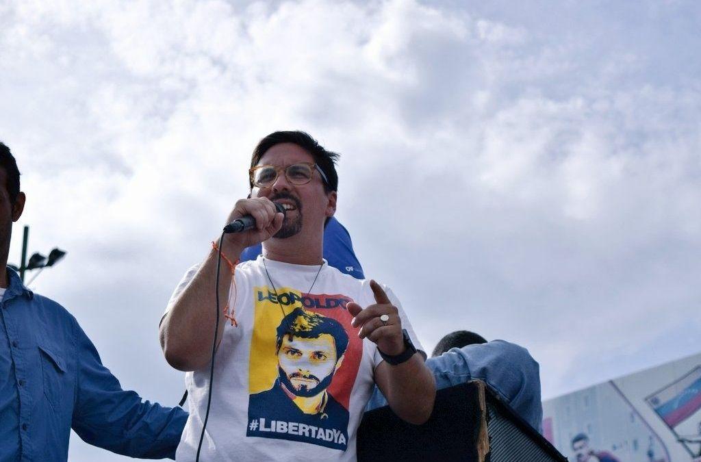Citan a Freddy Guevara a comparecer ante la constituyente