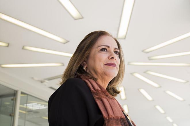 """Mercedes De Freitas: """"La corrupción tiene un efecto devastador sobre los derechos humanos"""""""