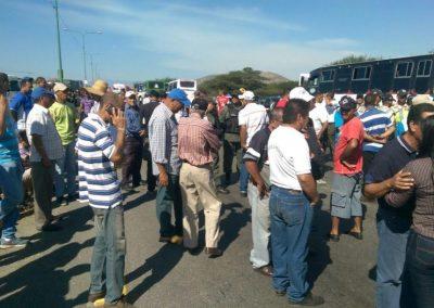 Sindicato Automotor: Transporte público de Lara se declaró en quiebra