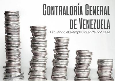 Informe de Corrupción de la Contraloría General de la República 2017