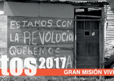 Hitos 2017: Gran Misión Vivienda Venezuela