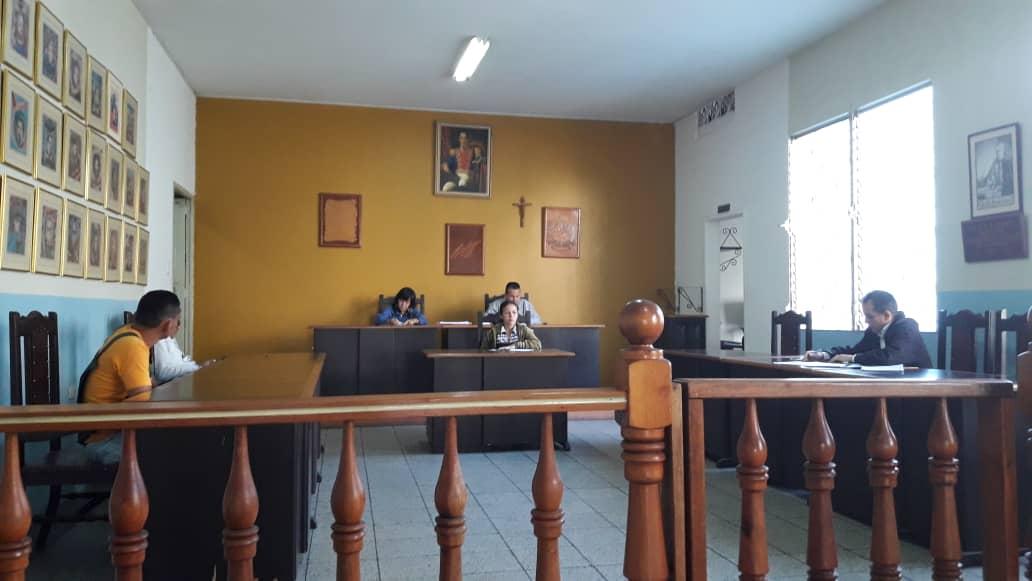 Táchira Sesión Cámara Guásimos
