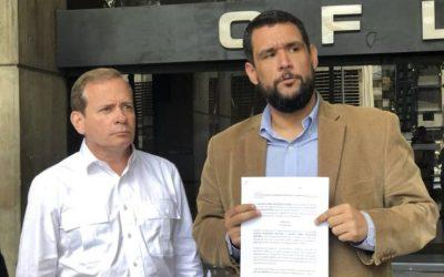 Diputado Juan Matheus: la salud y la integridad física del diputado Requesens es responsabilidad de Maduro