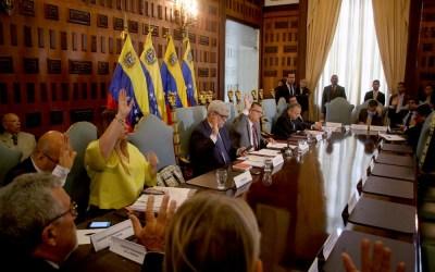 Asamblea Nacional desconoce a Reinaldo Muñoz como Procurador General