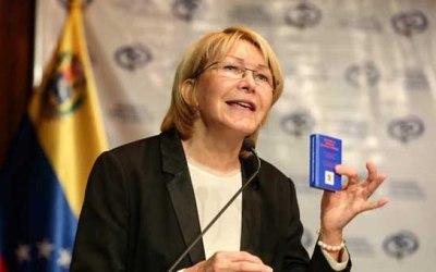 Luisa Ortega Díaz propone enmienda constitucional a través de la Asamblea Nacional