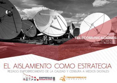 Epe II estudio sector telecomunicaciones
