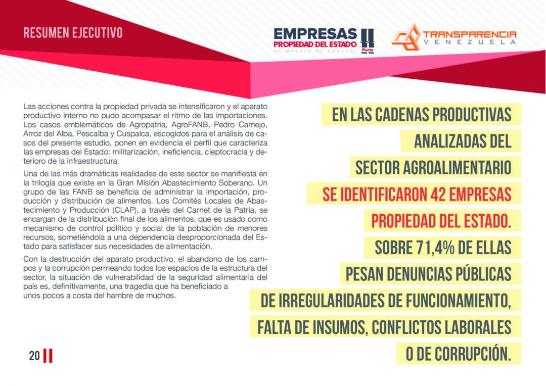 EPE II - Resumen ejecutivo, Transparencia Venezuela_Página_20