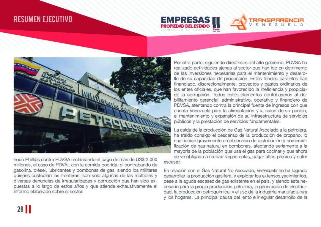 EPE II - Resumen ejecutivo, Transparencia Venezuela_Página_26