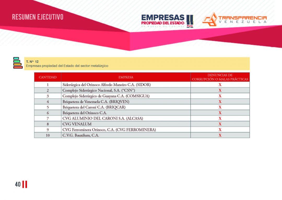 EPE II - Resumen ejecutivo, Transparencia Venezuela_Página_40