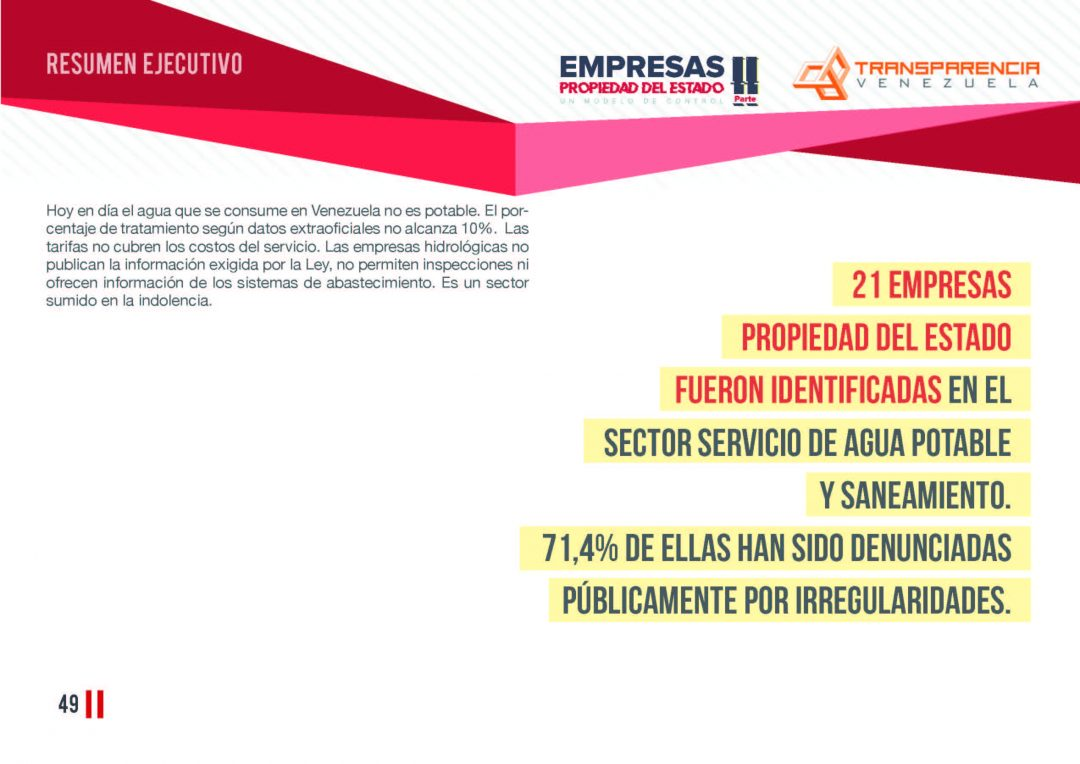 EPE II - Resumen ejecutivo, Transparencia Venezuela_Página_49