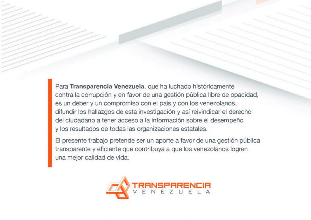 EPE II - Resumen ejecutivo, Transparencia Venezuela_Página_61