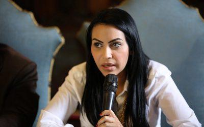 Diputada Delsa Solórzano renunció a partido político Un Nuevo Tiempo