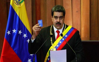Discurso anticorrupción de Maduro no es compatible con lo hecho en su gestión