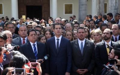 Asamblea Nacional se declara en emergencia y llama a cabildo abierto