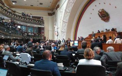 Asamblea Nacional ordenó a la Fuerza Armada Nacional permitir el ingreso de la ayuda humanitaria