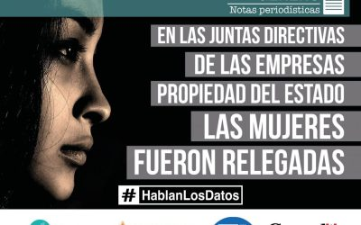 Women were relegated in the state-owned enterprises' boards of directors