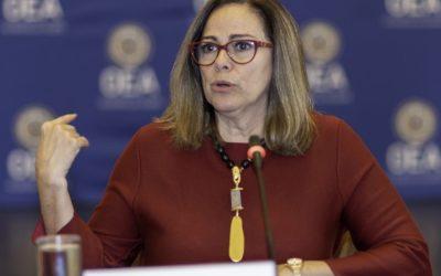 De Freitas: En Venezuela se ha configurado un patrón de Gran Corrupción