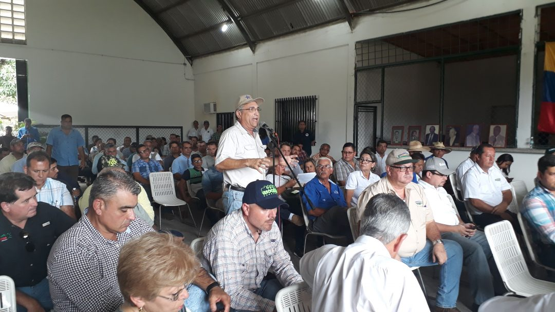 Rogelio peña- ex alcalde del municipio Barinas