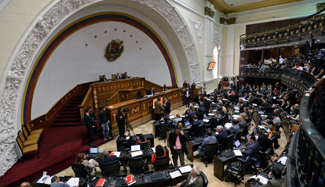 Justicia chavista mutila 3 comisiones claves de la AN