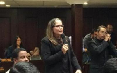 Periodistas logran ingresar nuevamente al Palacio Federal Legislativo con ayuda de los diputados