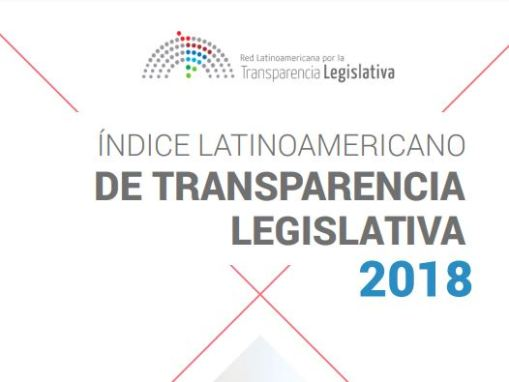 Índice Latinoamericano de Transparencia Legislativa 2018