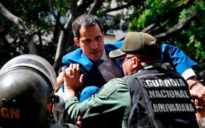 Transparencia Venezuela condena abusos contra diputados de la Asamblea Nacional