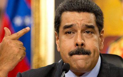 EE UU acusa a Nicolás Maduro por narcotráfico y ofrece US$ 15 millones por su captura