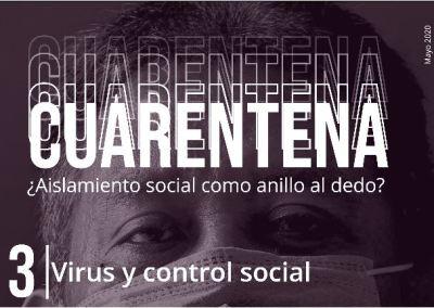 Cuarentena – Aislamiento social como anillo al dedo – capitulo 3
